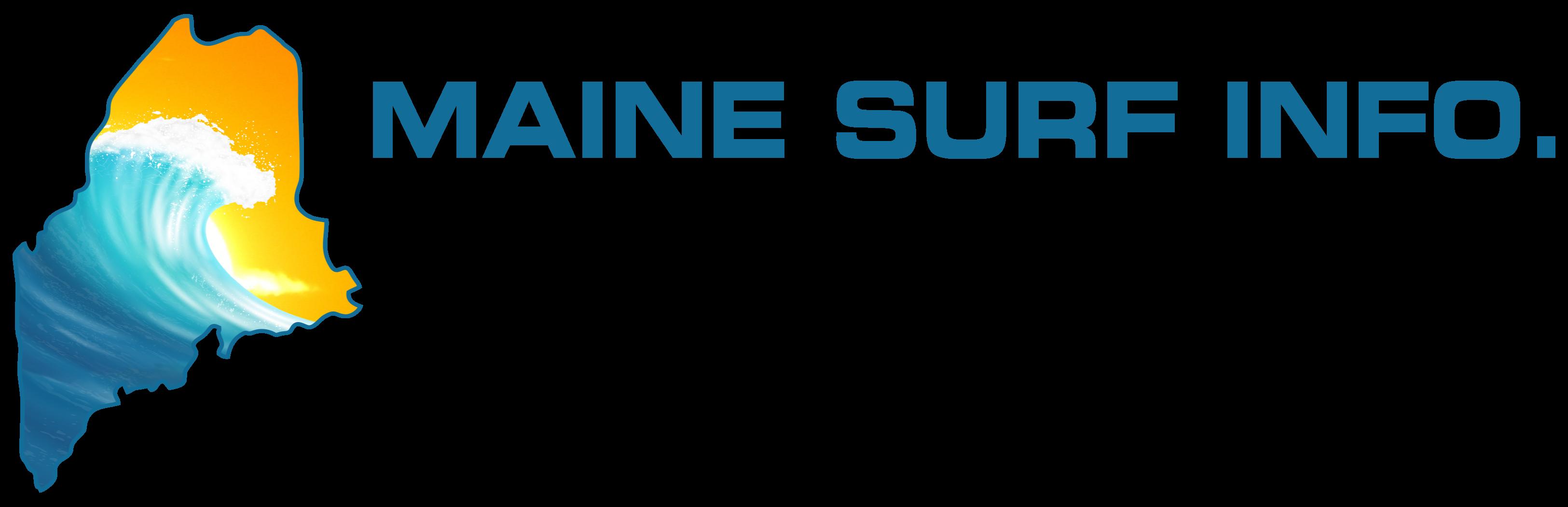 Maine Surf Info