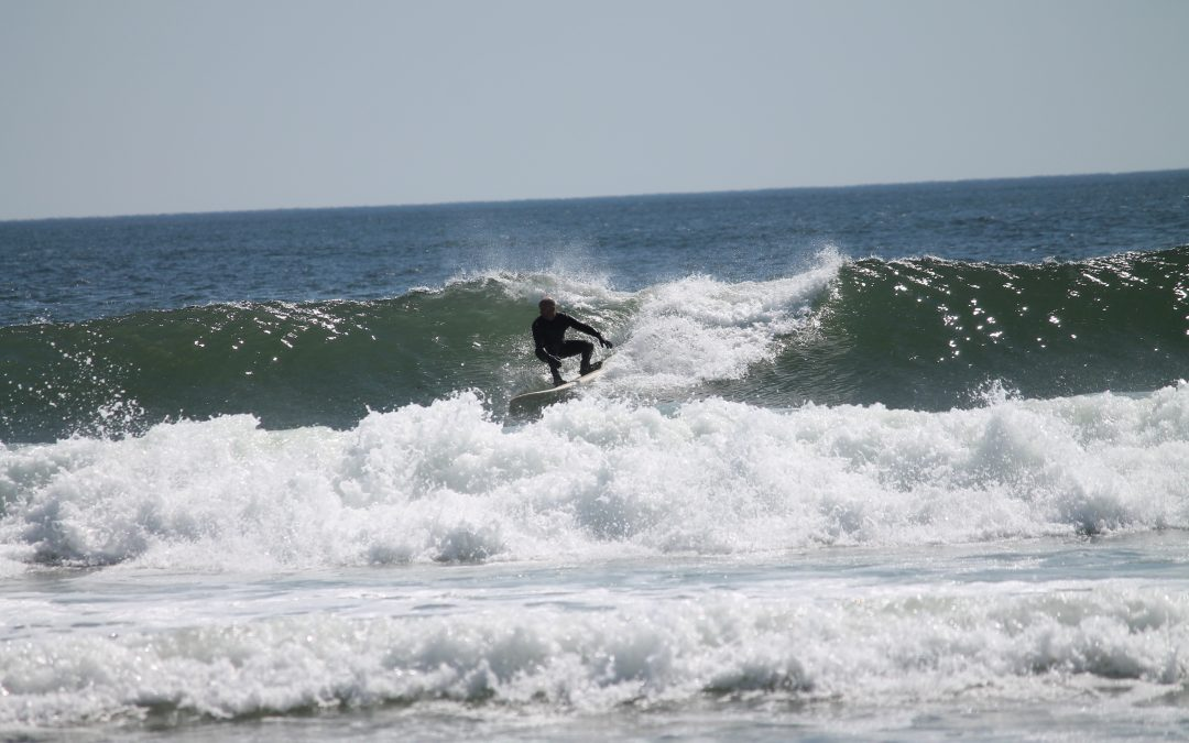 Surf Fit 50. A Program for Aging Surfers